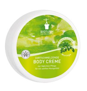 Bioturm Naturkosmetik Body Creme Moringa