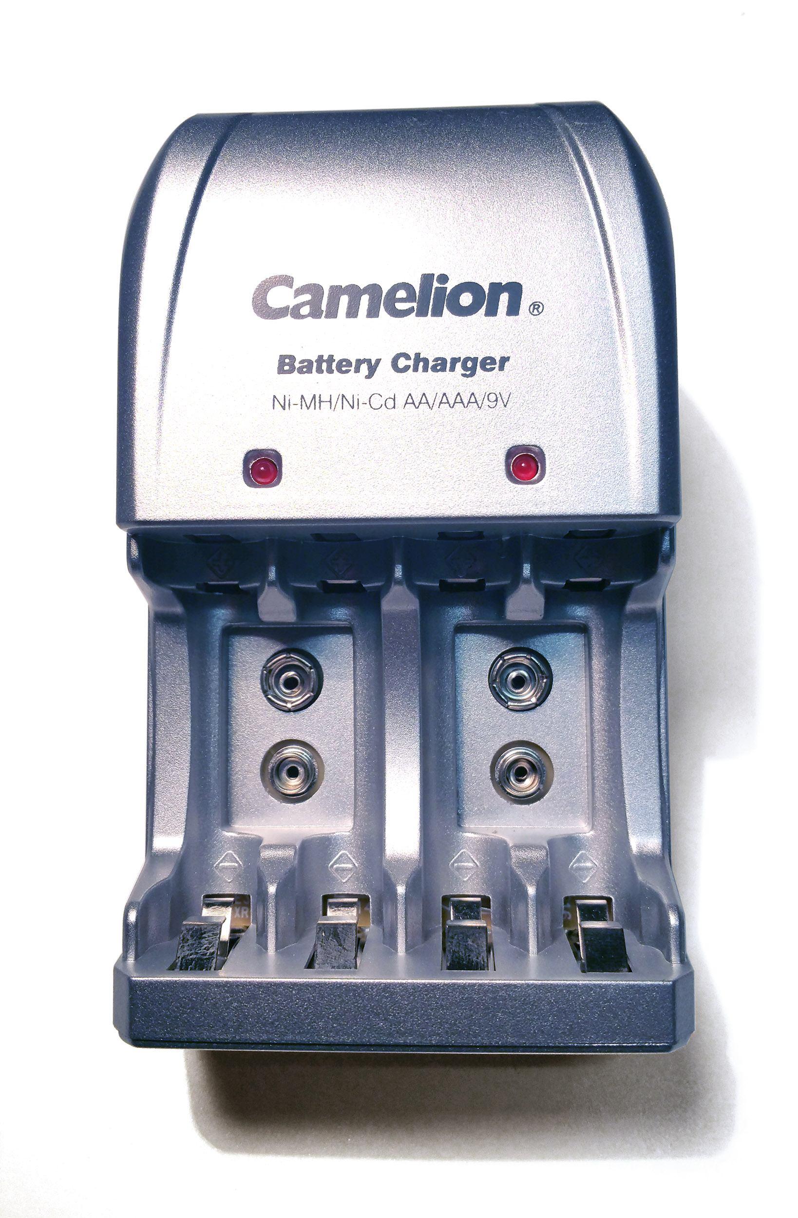 Ladegerät für 9 Volt  Akku-Batterie