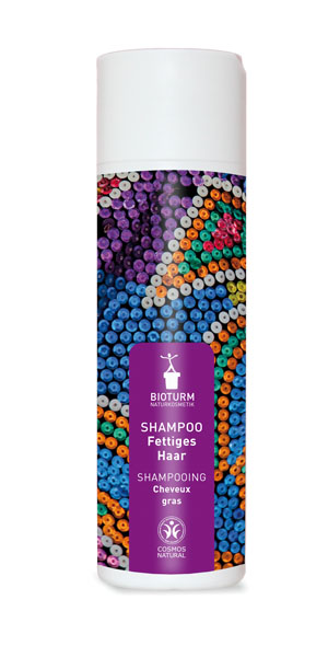 Bioturm Naturkosmetik Shampoo Fettiges Haar