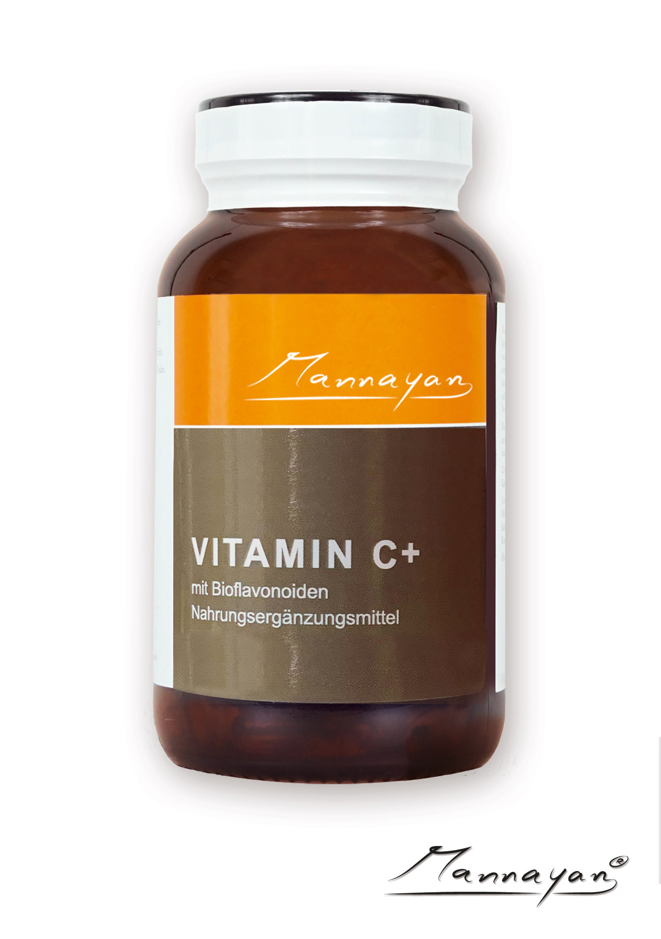 Mannayan VITAMIN C + (120 tablets)