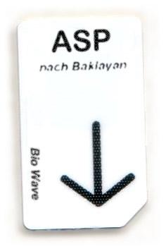 Biowave Chipcard ASP nach Baklayan
