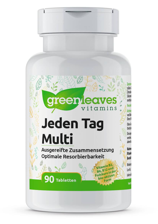 Jeden Tag Multi von Greenleaves