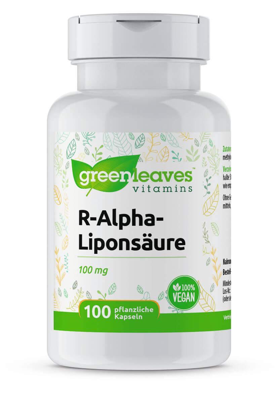 R-Alpha-Liponsäure von Greenleaves