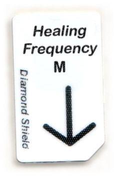 Healing Frequency Master Chipcard, Mittel - 127 Slots, mehrfach beschreibbar