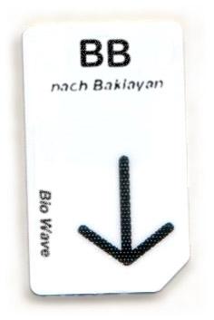 Biowave Chipard BB nach Baklayan