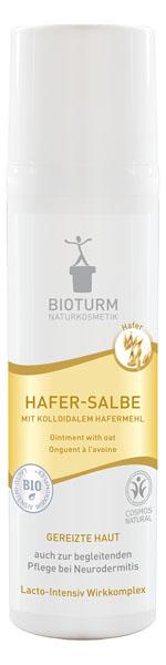 Bioturm Naturkosmetik Hafer-Salbe