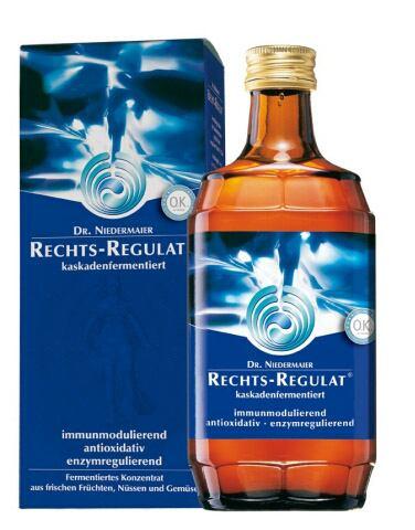 Rechts-Regulat, 350 Milliliter Flasche