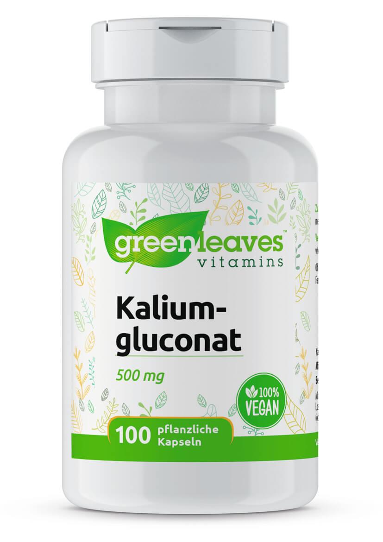 Kaliumgluconat von Greenleaves