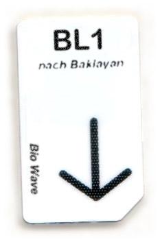Biowave Chipard BL1 nach Baklayan