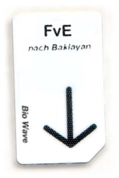 Biowave Chipcard FvE nach Baklayan