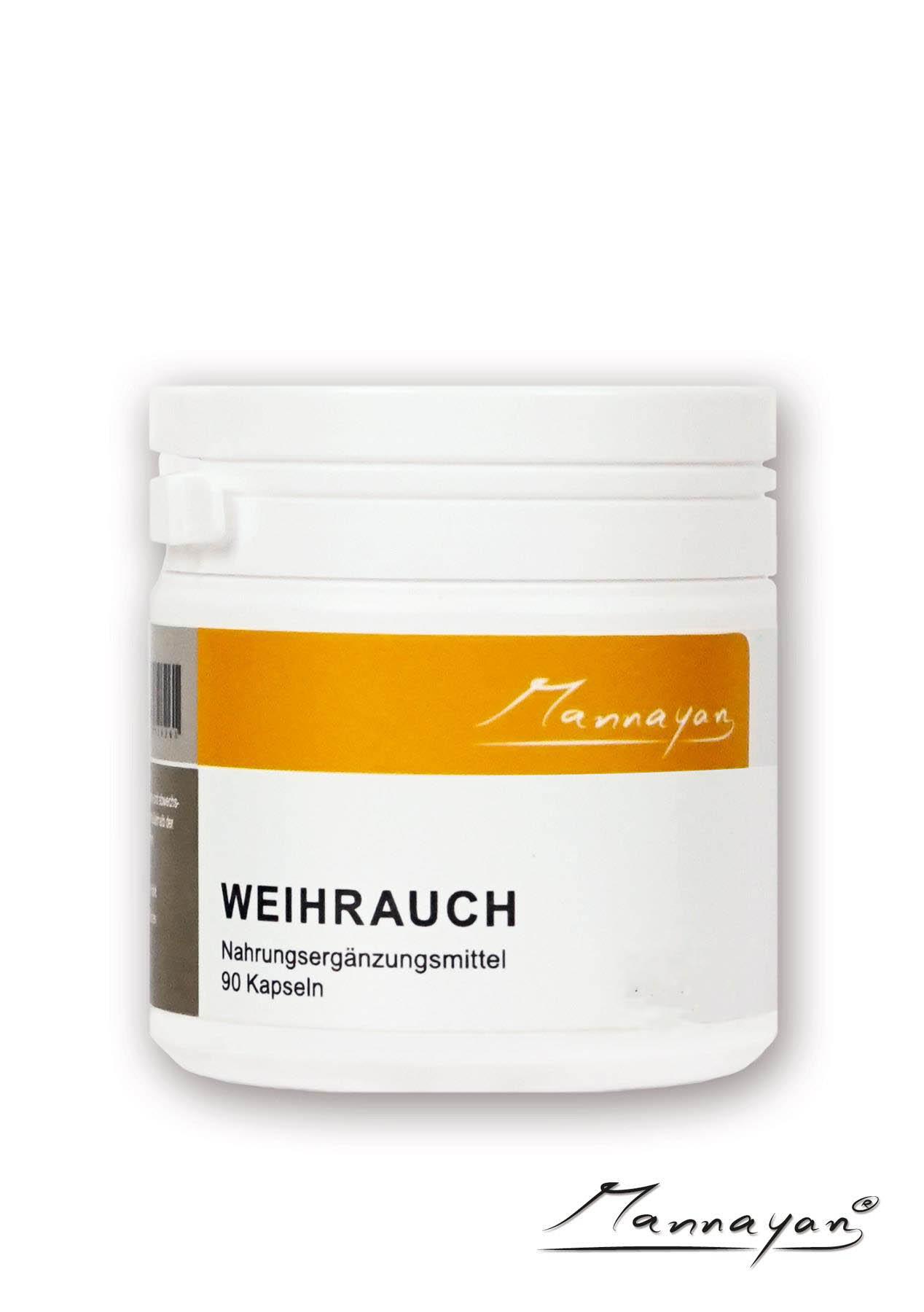 Weihrauch von Mannayan