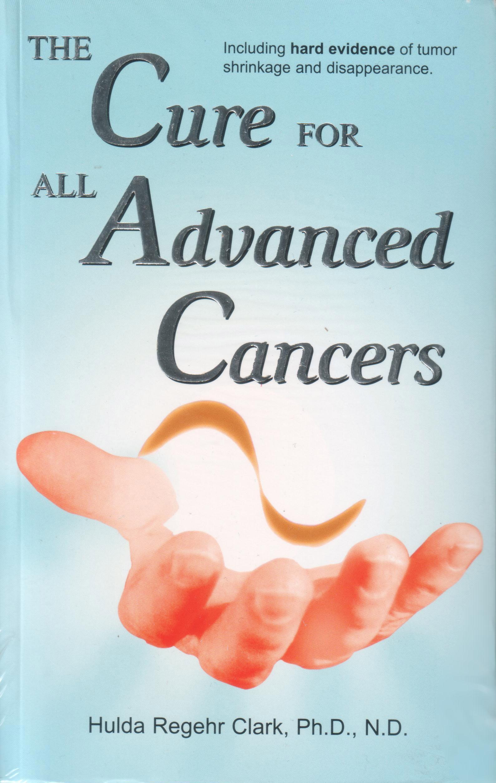 The Cure for all advances Cancers von Hulda Clark auf englisch