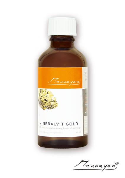 Mineralvit Gold 50 ml von Mannayan