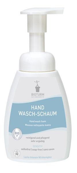 Bioturm Naturkosmetik Hand-Wasch-Schaum