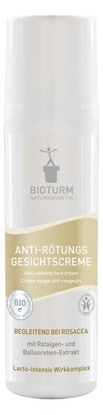 Bioturm Naturkosmetik Anti-Rötungs-Gesichtscreme