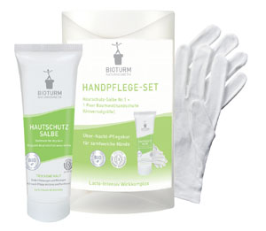 Bioturm Naturkosmetik Handpflege-Set