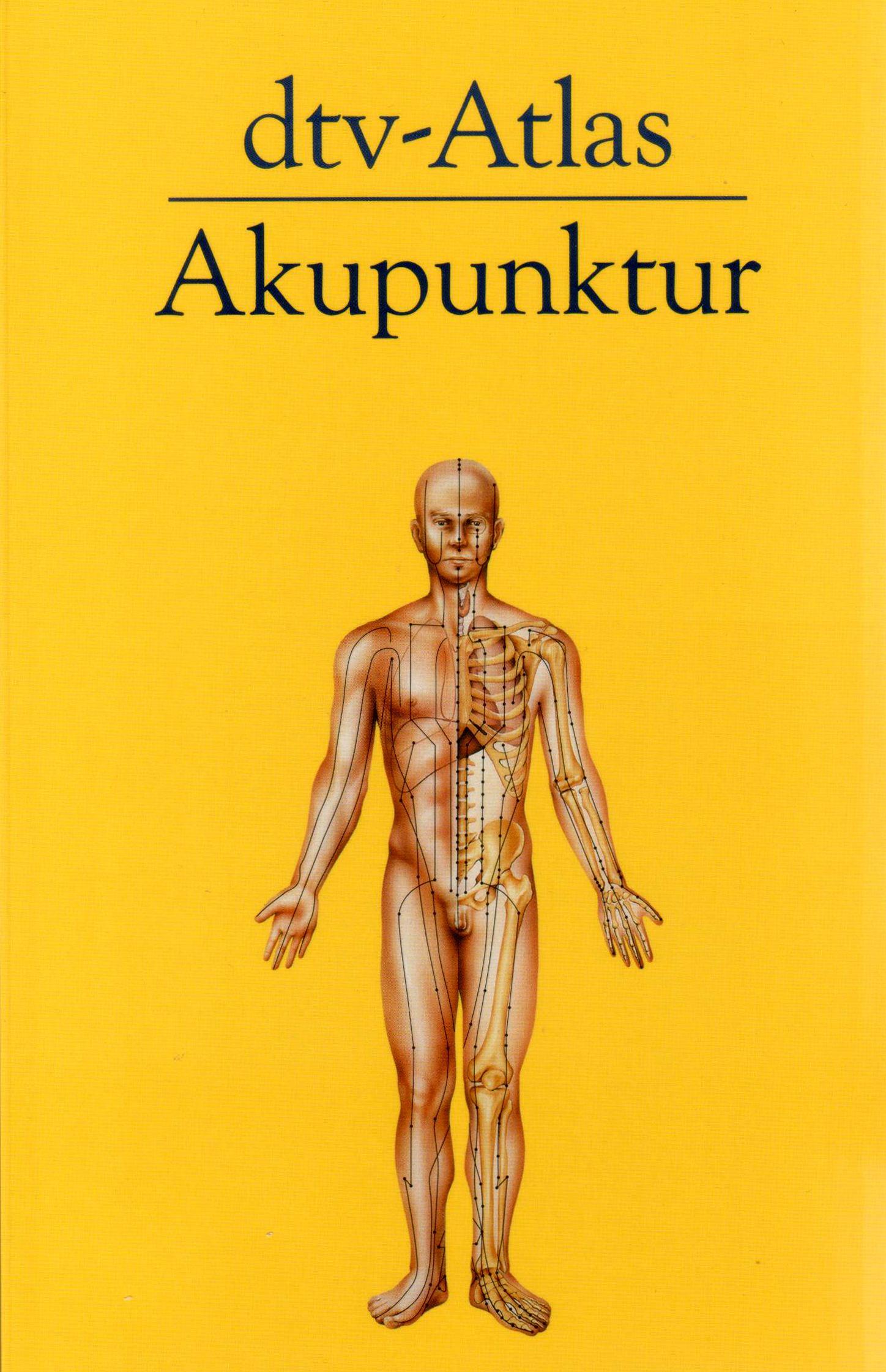 DTV-Atlas Akupunktur von  Carl-Hermann Hempen