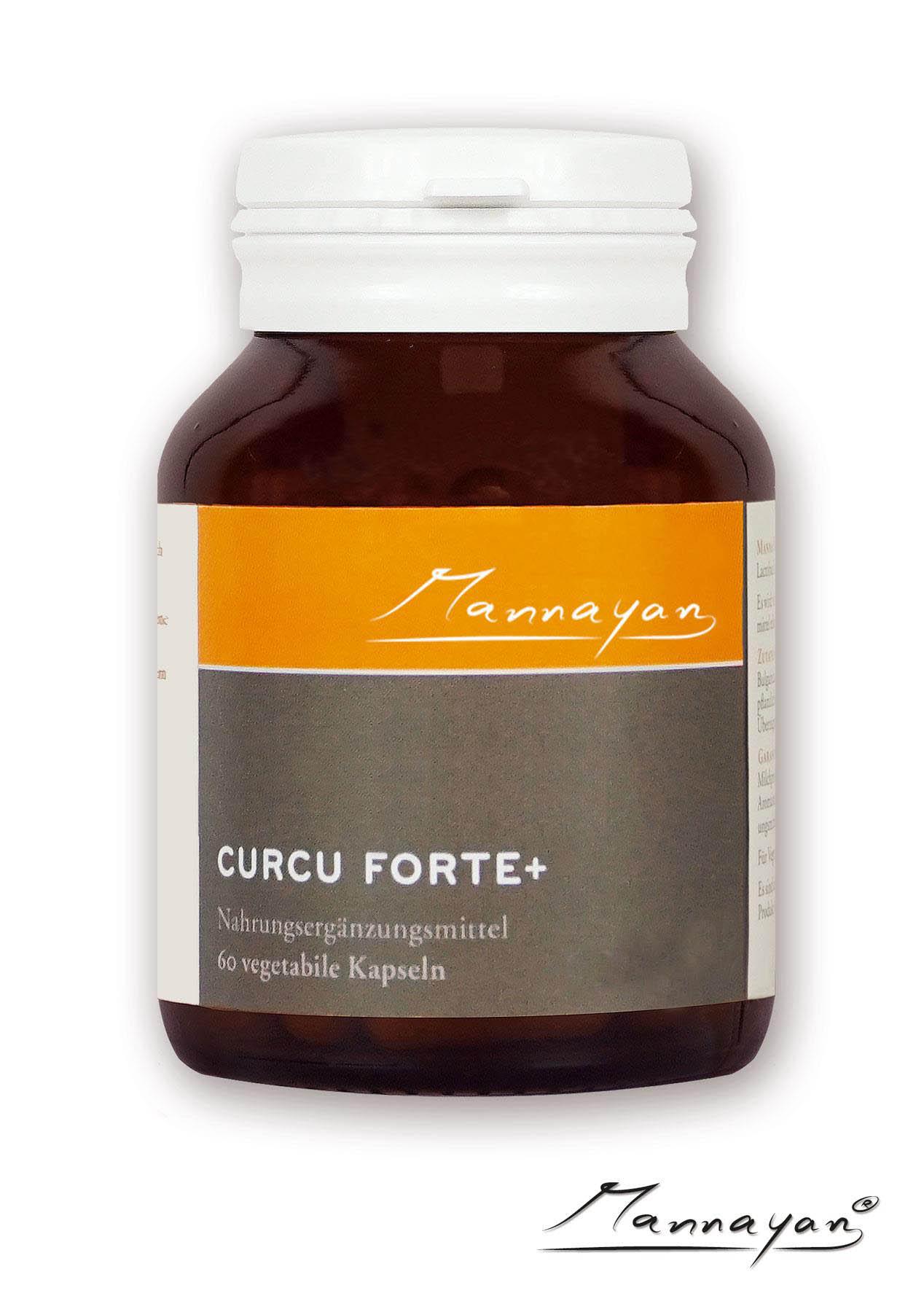 CurcuForte+ von Mannayan