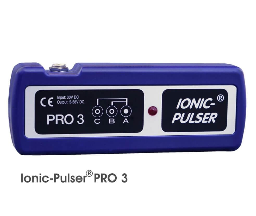 Ionic Pulser PRO 3 , Kolloidal-Silber Gerät