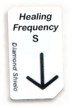 Healing Frequency Chipcard Standard - 56 Slots, mehrfach beschreibbar